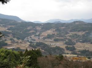 高知県土佐町(里山風景)