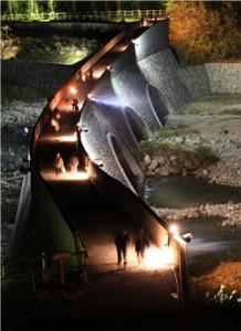 出典:奥飛騨温泉観光協会HP(ライトアップ10月20日~30日)