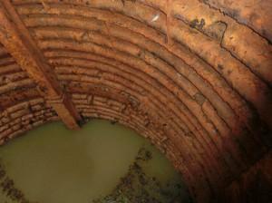 集水井の腐食