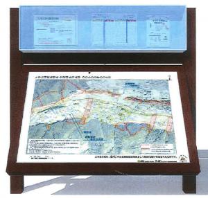 設置する看板のイメージ